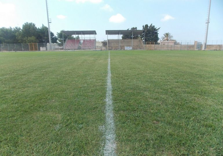 Lo stadio Kennedy di S.Croce ospita le finali giovanili provinciali. Giornata di festa il 1° giugno.