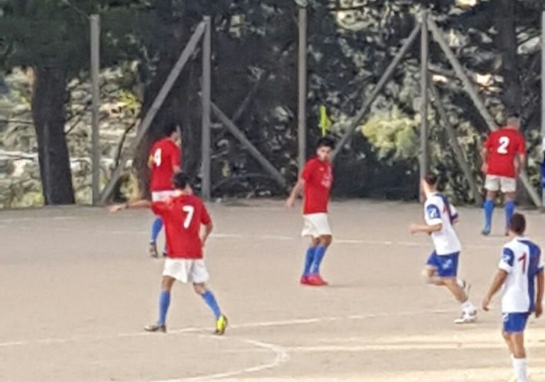2.a categoria: l'Atletico S.Croce vince all'esordio