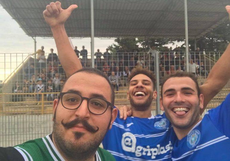 """2.a categoria: l'Atl. S.Croce torna a sorridere. Daniele Zisa """"man of the match"""""""