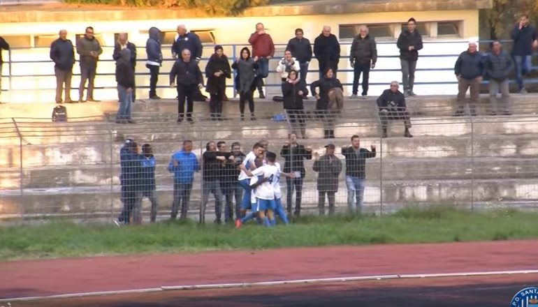 S.Croce immortale! Ravalli acciuffa il Marina a tempo scaduto. VIDEO GOL e INTERVISTE
