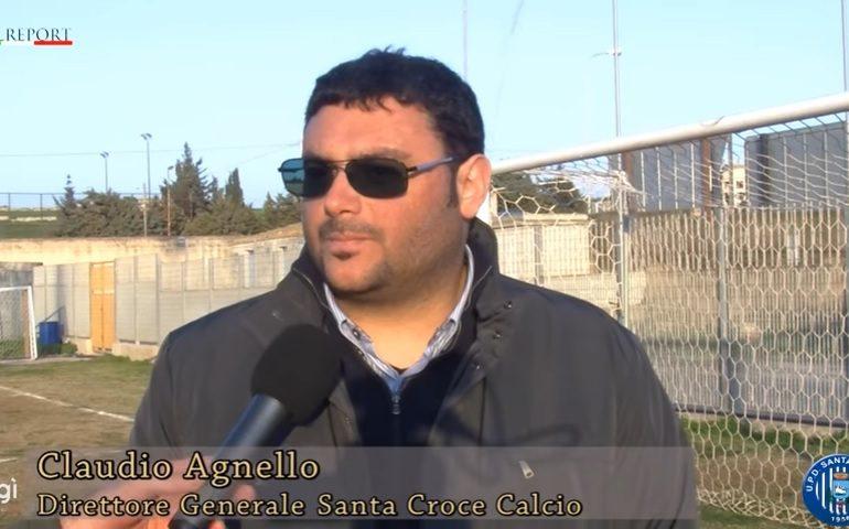 """Il DG Claudio Agnello si """"Sbottona"""" sul Campionato e sulla corsa ai Play Off: """"Sarà dura ma il nostro dovere è provarci"""""""