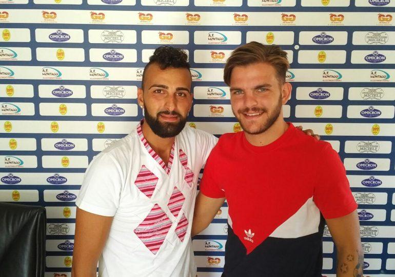 """Altro pezzo da """"novanta"""" per il Santa Croce: firma il forte attaccante Leandro Di Rosa."""