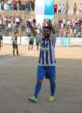 Arriva l'attaccante Daniele Sammartino. Il Santa Croce pronto per la gara contro lo Sporting Augusta