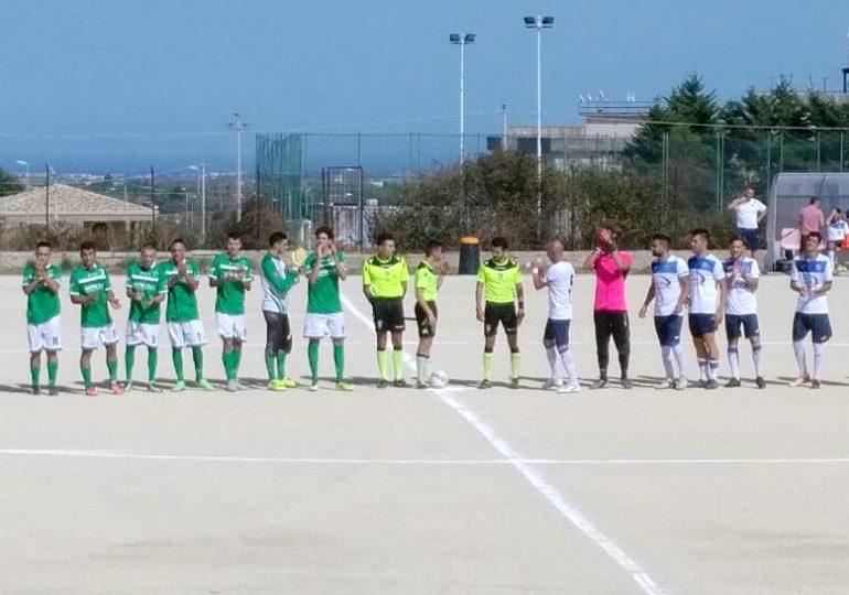 Il S.Croce cade a Villasmundo, lo Sporting Augusta vince 2 a 0. Espulso Fiore.