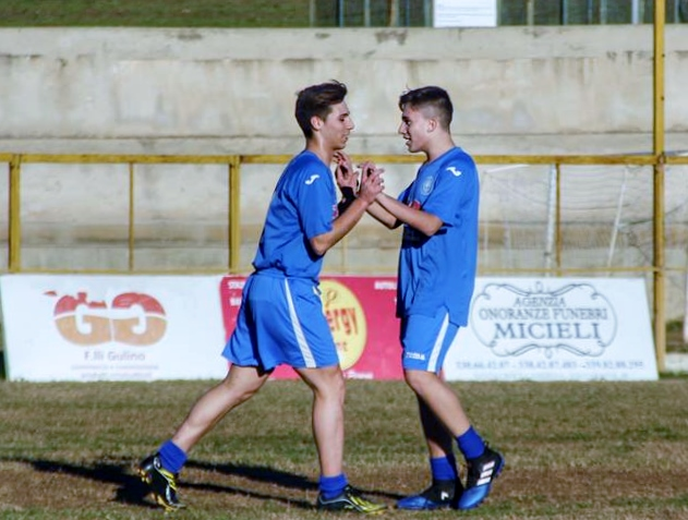 """Allievi, il S.Croce brinda il 2018 con una bella vittoria in trasferta. Sauna, """"El segna semper lu"""""""