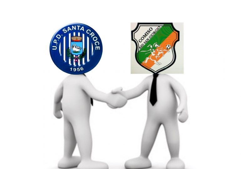 Il S.Croce si congratula con la S.G. Comiso per la vittoria del campionato di 2.a categoria