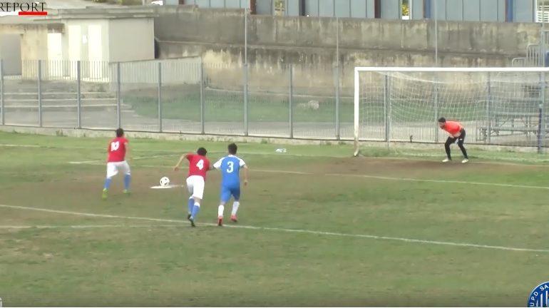 Il S.Croce vince 5 a 0 sullo Sporting Eubea e difende il 2.o posto. Highlights e interviste