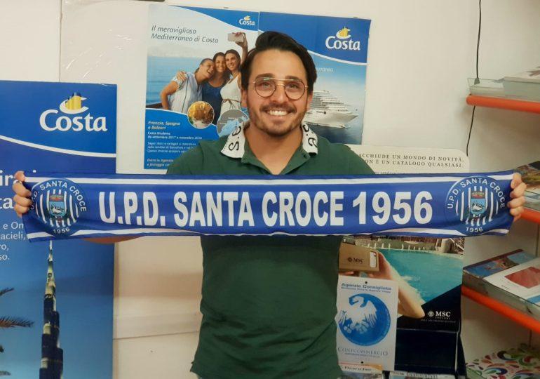"""Ciccio Leone rimane a Santa Croce:""""obiettivo salvezza, con mister Lucenti si lavora bene"""""""
