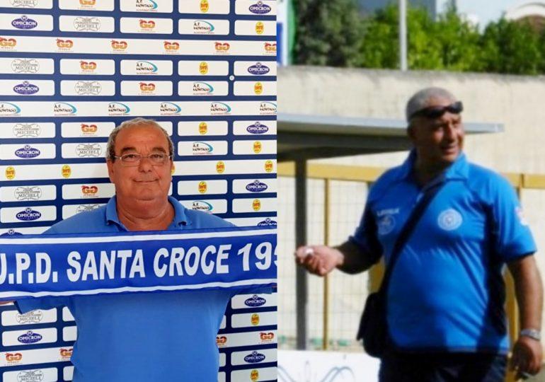 """""""Uniti dalla stessa fede"""". Peppe Fraziano e Giovanni Zisa lanciano la nuova campagna per sostenere il S.Croce"""