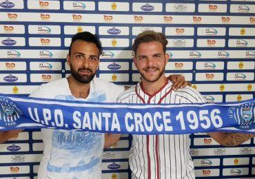 """Di Rosa rimane a Santa Croce: """"campionato difficile ma faremo bene""""."""