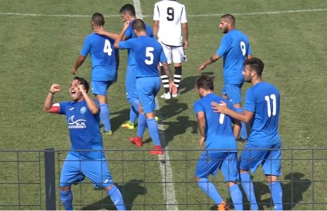 Eccellenza, Santa Croce - Jonica 2 a 1. Gli highlights della partita. VIDEO