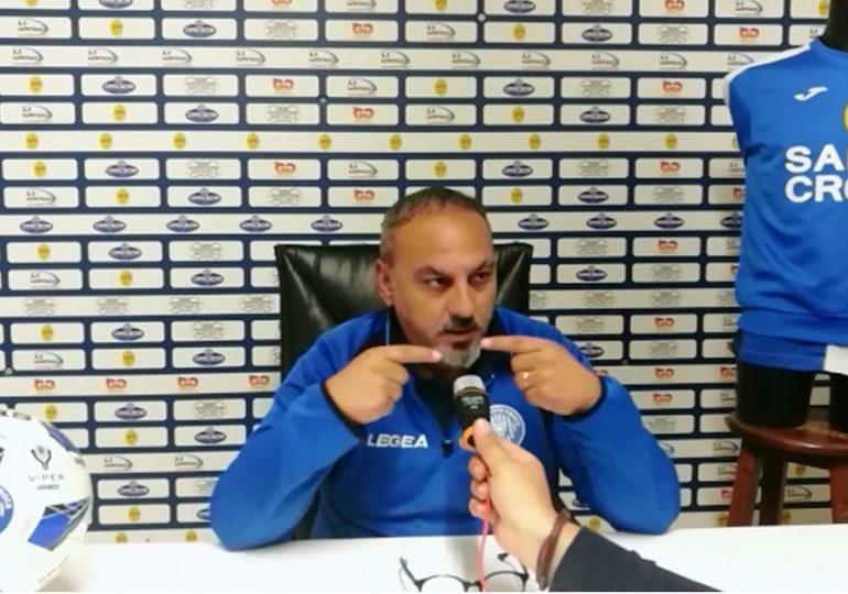 """S.Croce, Santino Scollo lancia un msg ai giovani: """"diventare pallone d'oro…nella vita"""""""