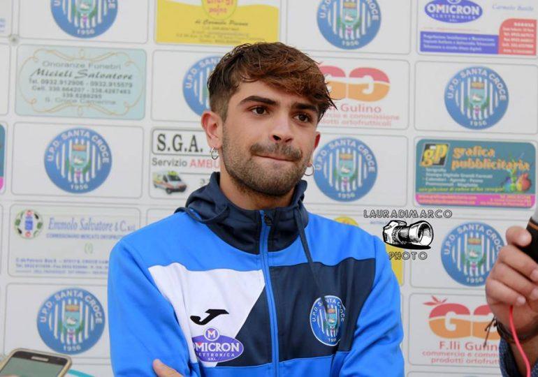 Rappresentativa Siciliana, il giovane Angelo Gravina convocato alle selezioni.