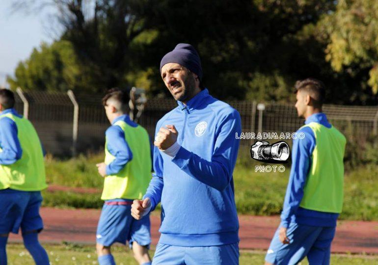 Lavora sodo il Santa Croce durante la sosta di campionato. Sabato pomeriggio allenamento congiunto con il Modica.