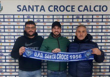 """UPD S.Croce, firma il portiere Peppe Alabiso:""""...la maglia della mia città"""""""