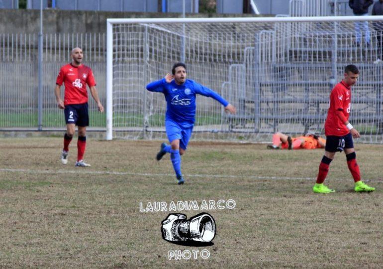 Eccellenza, Santa Croce - Milazzo 1-1. Gol e highlights.