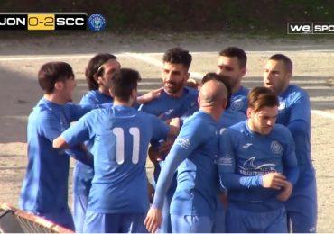 Eccellenza, Jonica - Santa Croce 0-3. La sintesi video di WeSport.