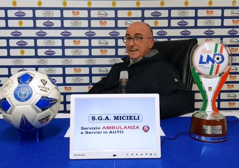 Il giornalista Federico Dipasquale ospite in sala stampa