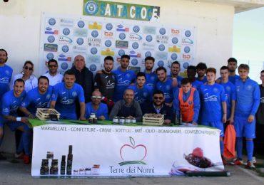 """""""Terre dei Nonni"""", partner in prima linea del Santa Croce Calcio!"""